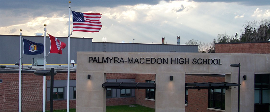 Palmyra-Macedon High School